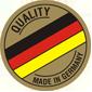 sello garantía alemana