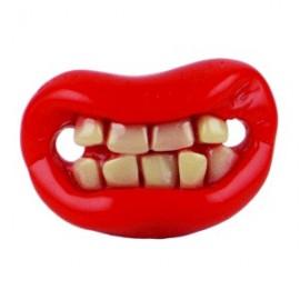 Tétine Dents déformées