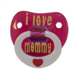 Tétine  J'aime ma Maman