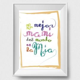 Affiche - La meilleur maman du monde
