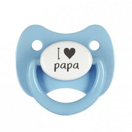 Tétine I Love Papa