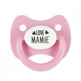 Tétine I love Mamie