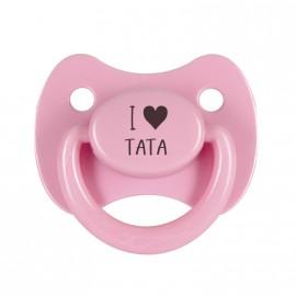Tétine I love Tata