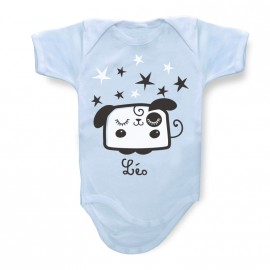 Body Bébé Personnalisé BabyPet