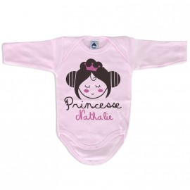 Body Bébé Princesse Star Wars MG