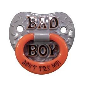 Tétine Bad Boy pour enfants méchant