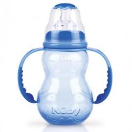 Biberon Nûby 210 ml Bleu