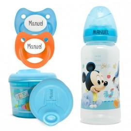 Pack Personalisé Dosificateur Grand Modèle Disney