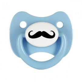 Tétine Moustache